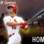 Randal Grichuk pulverizes a solo home run (#7) into #BigMacLand!  #STLCards tie the game 1-1 in the 4th! http://t.co/alqEm87BTz