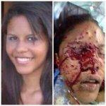 Esta es mi Hija Adorada, Usted cree que esto son DDHH? @lortegadiaz @ONU_es Aún sin Justicia, ya van 16 meses http://t.co/bcuQI16tNE