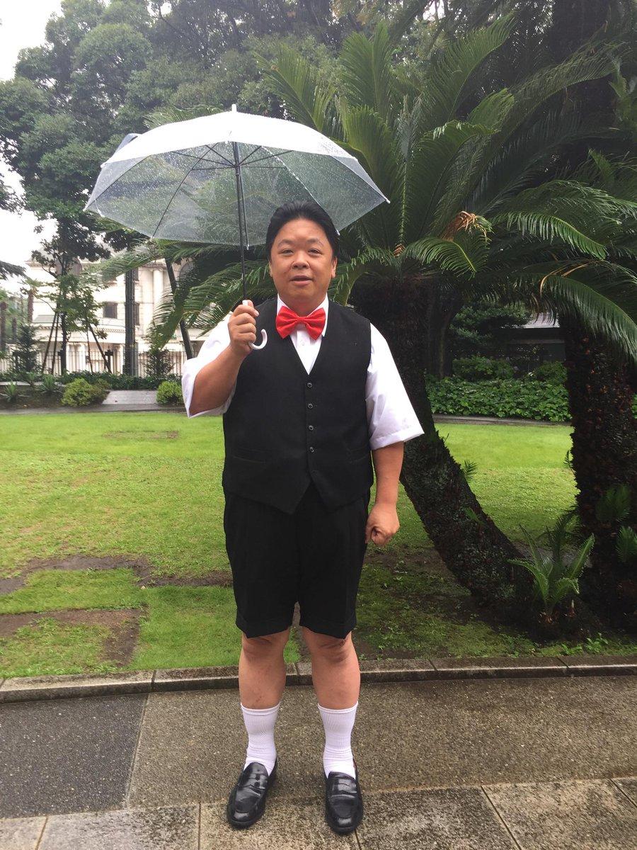 傘ちっちゃくね? http://t.co/B0QAa7AwEC