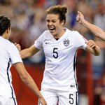 #USA beats #GER 2-0 to advance to Womens World Cup Final ???????? ???????? ???????? http://t.co/5Rz4eYKOyw http://t.co/Qfbo2UsJjU