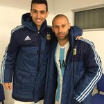 "Tw Mascherano: ""Happy to be in a new final!!!!"" [@mascherano] http://t.co/EMeK1Uj3IH"