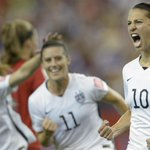 The USA has found its mojo just in time for the Womens World Cup final. http://t.co/FiI4B20LJZ #USWNT #USAvGER http://t.co/ZYiKvfl3U7