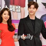 """[UPDATE] Park Shin Hyes reps said """"Park Shin Hye & Lee Jong Suk are just friends"""" http://t.co/gNhvKfzqZh (hmmmmm...) http://t.co/wVP1Xb98D8"""