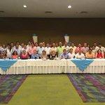 Gracias@marybmedina Presidente Saliente Bienvenido @hperezrivero  como Presidente Entrante de #AHETA http://t.co/7CuU5T4gve