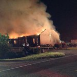 UPDATE: Roof collapses in burning church in S Carolina - reports http://t.co/cyAAZgRzQq http://t.co/A5UK9W8fdg