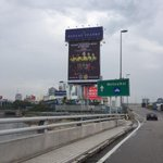 In Johor/Malaysia ist schon alles angerichtet // Everythings set in Johor, Malaysia #AsiaTour http://t.co/Wj1arUKxd4