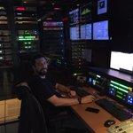 Na central técnica está o @maikocosta ! #gauchalider #gauchahoje ! http://t.co/KSxAbFQwm5