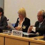Luisa Ortega mandó a callar al presidente del Comité de DDHH en la ONU y le respondió... http://t.co/LkmXk7Ymzn http://t.co/8V6i0EZpim
