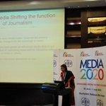 Social Media a schimbat functiile jurnalismului: Shanti Bhagirathan/Sri Lanka #Media2020 #abulive http://t.co/7ZydYWOBZg