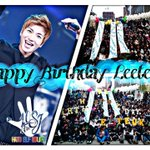 @Luv_Opera #HappyLeeteukDay to the best leader😃 from Bolivian ELF🎉🎉 @special1004 always with you🎈💙plz RT😊 http://t.co/KHvDPdSMXx