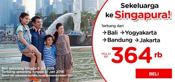 Terbang dari Bali, Bandung, Yogyakarta, atau Jakarta mulai 364rb! Pesan segera di
