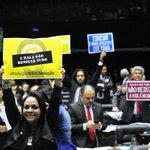 Por cinco votos de diferença, Câmara rejeita redução da maioridade penal. Leia mais http://t.co/au3v33KbPs http://t.co/HhBpAYP1eJ