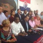 PRD anuncia fin del acuerdo legislativo firmado con el partido Panameñista, el 30 de junio de 2014. http://t.co/b2wEQYfckS Vía @PRD_Panama_