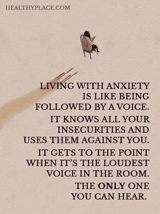 Living with anxiety. #ChronicallyAwesome http://t.co/2kZ4uwqCeB