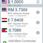 Ringgit Malaysia jatuh lagi. :( #BeStrongMalaysian http://t.co/FbyIOjJT7C