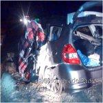 HUARA: Conductor fallecido conducía vehículo Honda FIT GYBJ-49 (imágenes cedidas) #Iquique @RoloHahn http://t.co/TuZst0QoAm