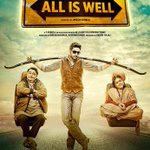 First look poster of #AllIsWell. Trailer will be launched at an event in Mumbai today. http://t.co/kMfobYZRon