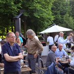 Impressie van de 30/6 @Sparkz_Network #netwerk #BBQ / #Diner bij @RestBeeckestijn http://t.co/PdFgbi0Fal