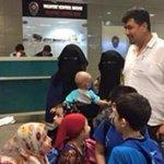 Uygur Türkleri Türkiye'ye getirildi http://t.co/xV736Z837q http://t.co/SaCiAs7kyt