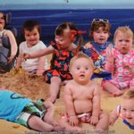 July!! Gorgeous pic - beach babes on @shabangtheatre calendar #Summer 🌞🌊 #Slaithwaite #iloveHD #Yorkshire #Makaton 👍🏻 http://t.co/oaS0hEzD1y
