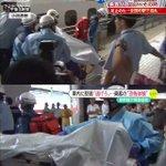 【知ってほしい】 小田原駅で救急搬送されたのは新幹線の運転士だったそうです。 ヤケドを負いながらガソリン炎上を鎮火させた後、安全を確認して運転再開。 他国なら、英雄として讃えられているはず。 http://t.co/vhgPJLP8wS