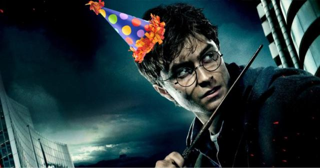 Speaking of our brunches, the Happy Early Birthday Harry Potter bunch is this Saturday! I\M SO HYPE