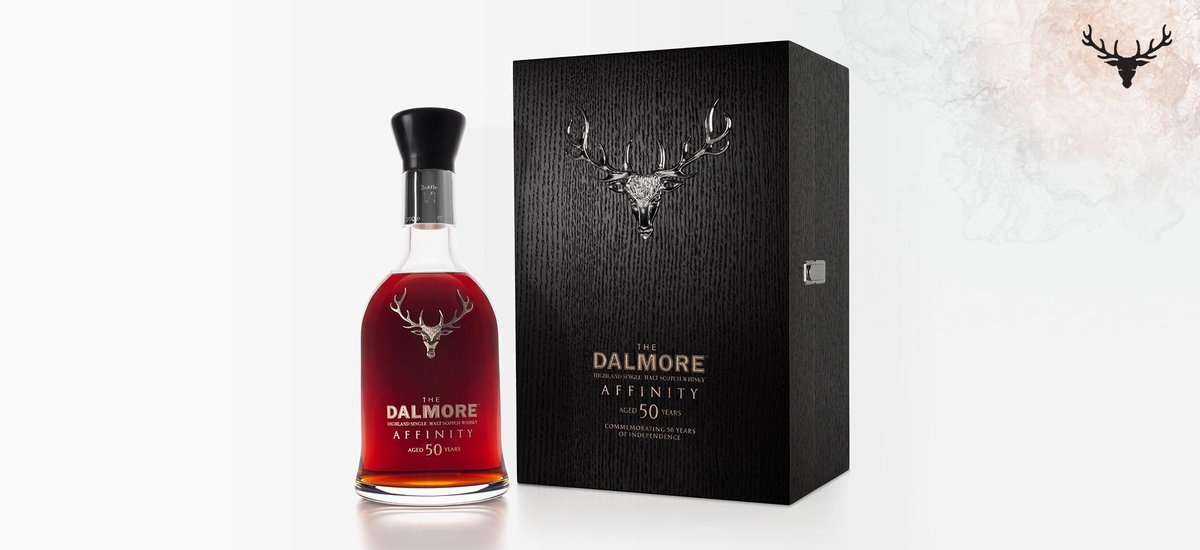 The Dalmore Affinity, created in celebration of Singapore's 50th year of independence - http://t.co/tqqIwwXHKy http://t.co/PLc5qyeh2s