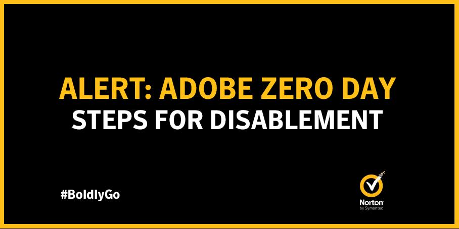 ALERT: More #0day exploits have been exposed in Adobe Flash Player. Disable to stay protected: http://t.co/UOL6jMsI3N http://t.co/N1lANkUNxc