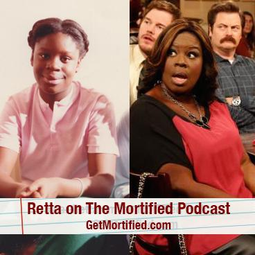 Before she made us laugh on @parksandrecnbc, @unfoRETTAble was a geeky girl. Hear her diaries http://t.co/fLD5OFMZaZ http://t.co/SflWBseEwl