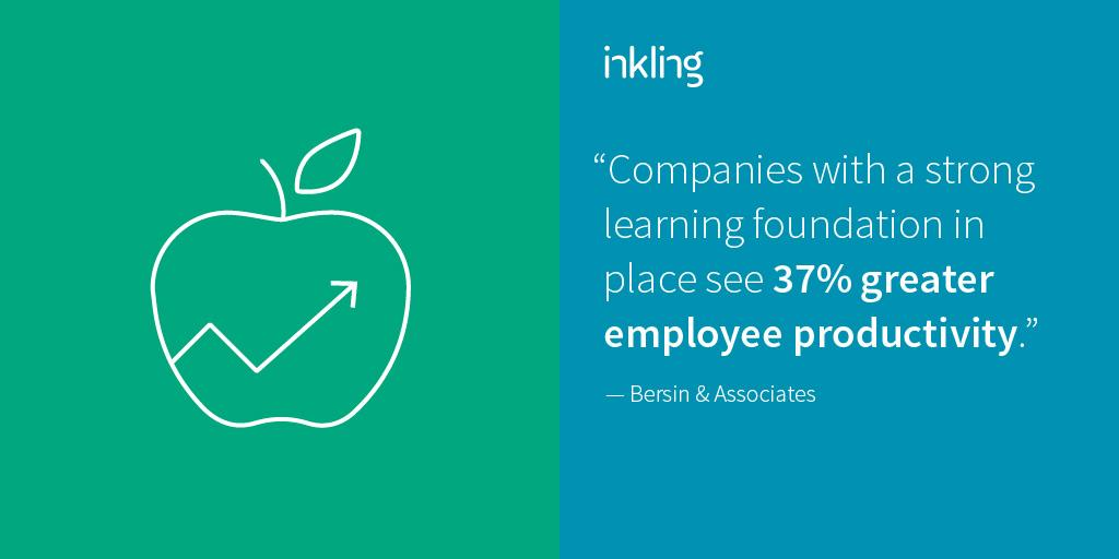 The more your employees learn, the more your company earns: http://t.co/KiTfatrTYf #learning #sales http://t.co/WWxxTyXlrw
