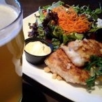 Drop in for dinner & a pint, stick around for Bill Kelly 7-10, Mark Manning & Aaron Collis 10:30! #NLmusic https://t.co/dTdinN5SAw