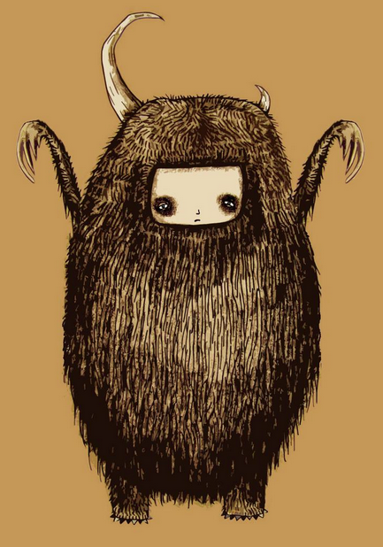 RT @hitRECord  Monsters, you say?! Yup, that's our new #ComicCollective challenge: http://t.co/IAlwoBhIT0 http://t.co/Dso3i3nQnL