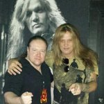RT @NewWorldMuscle: Me and @sebastianbach - 6/30/15 - Thanks for the pic and a kickass show!!! Best vocals in the business!!! #18AndLIVE ht…