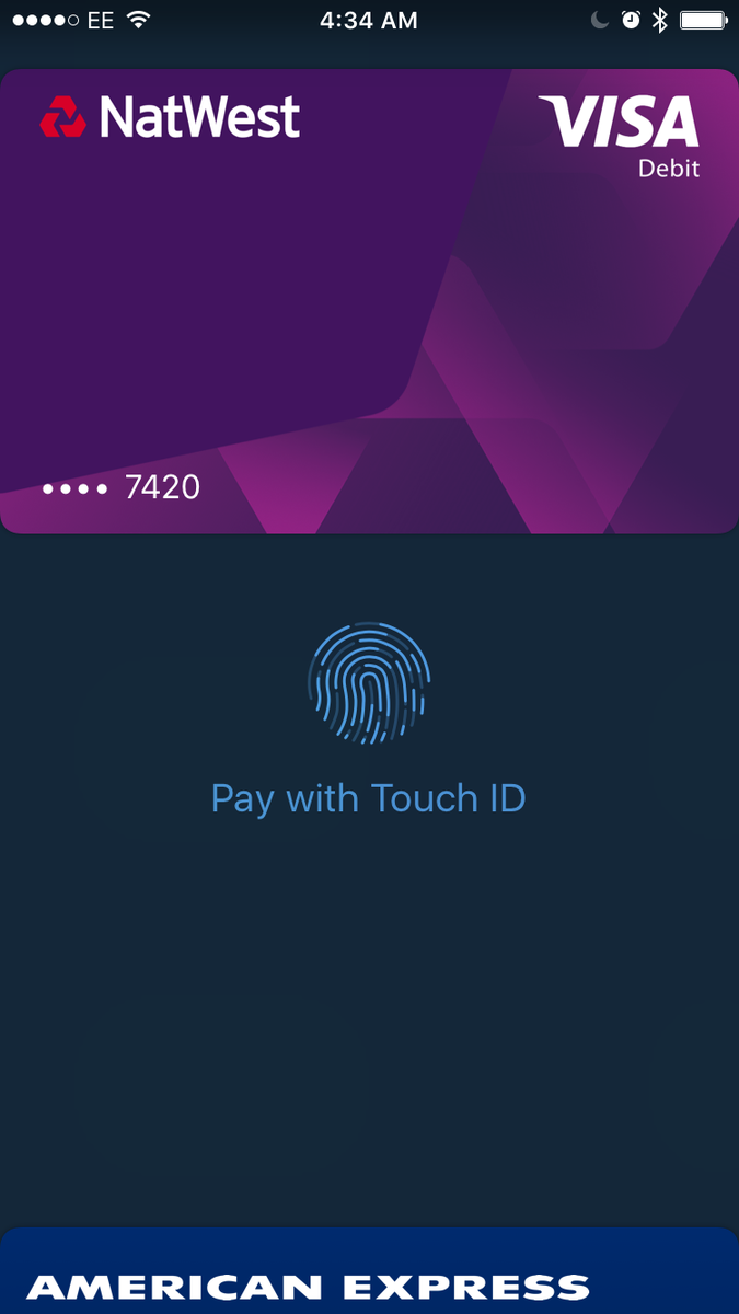 Apple Pay is live in the UK http://t.co/jhBZPdXEyh