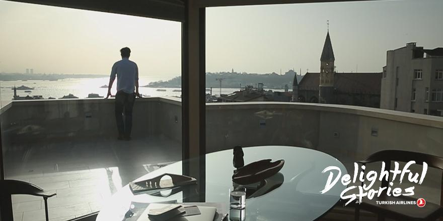 How far can a dream take you? Jonas' took him to Istanbul! Share your dream with us at