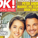 RT @OK_Magazine: The exclusive pictures you've been waiting for!   @MrPeterAndre marries Emily:  http://t.co/PfP56gmi4B