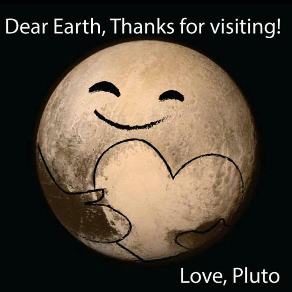 That #Pluto flyby was incredible! #NASA #NewHorizons #Space #PlutoFlyby http://t.co/3qyNdkPaZi