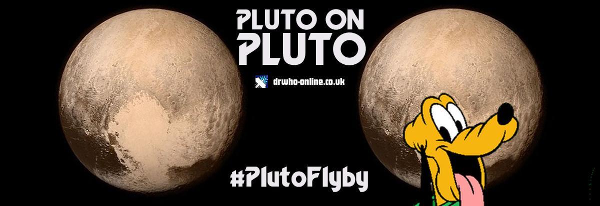 Anyone else see it? :) - #PlutoOnPluto #PlutoFlyby http://t.co/dSrJ4GbP8v http://t.co/pF5k6xPdxL