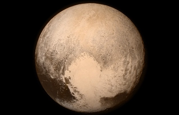 Still in awe.  Humans just flew by the most distant planet in our solar system.  Insane. #PlutoFlyby http://t.co/GG2hoiZjUb
