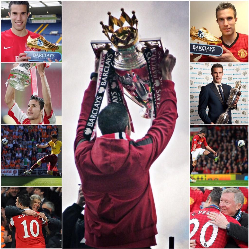 Thank you Arsenal and thank you Manchester United. Wish you all the best. http://t.co/Y43uA13Y8j
