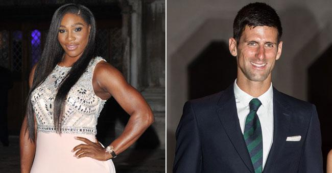Guess what Serena Williams and Novak Djokovic did at the Wimbledon closing party...