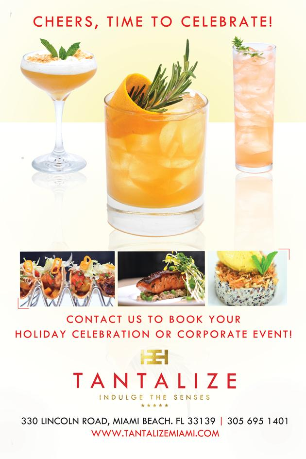 Now booking Holiday Parties and Events at @tantalizemiami  Contact gerry@tantalizemiami.com 305 695 1401 http://t.co/drITjpUlcl