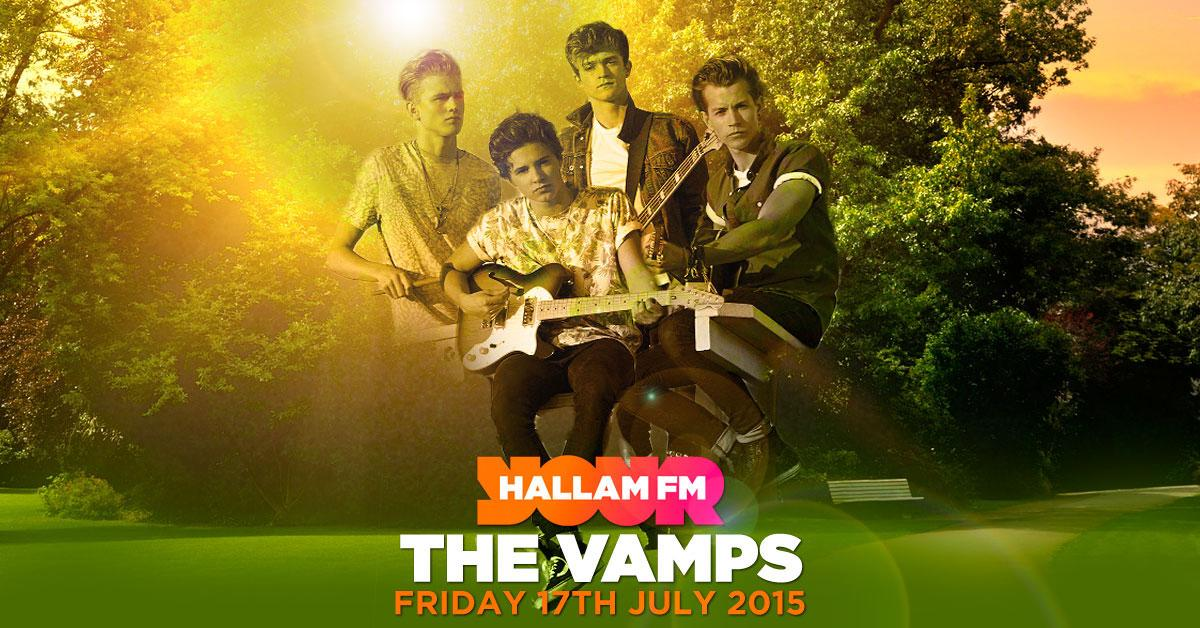 @TheVampsband we're so excited to see you at #SummerLive on the 17th July! Vampettes buy tix: http://t.co/YHXPesqFJH http://t.co/7xTHyiRGTm