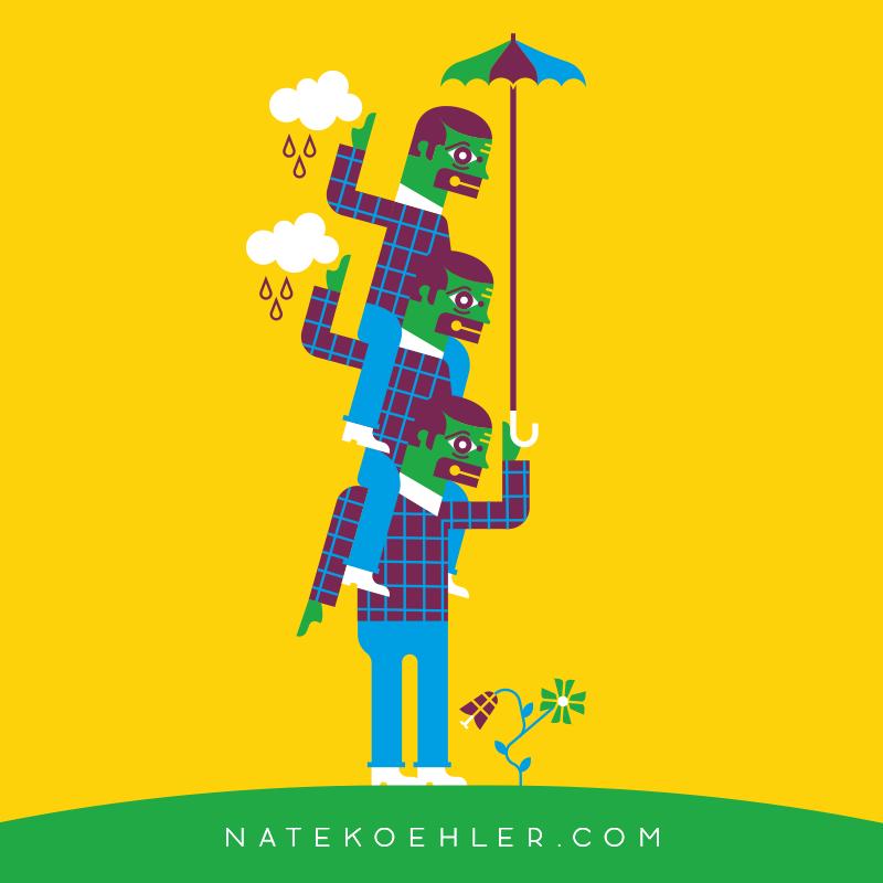 Nate Koehler (@NateKoehler): Just relaunched my website, take a peek: http://t.co/SFkHp0MNfj http://t.co/ragiXGWyVN