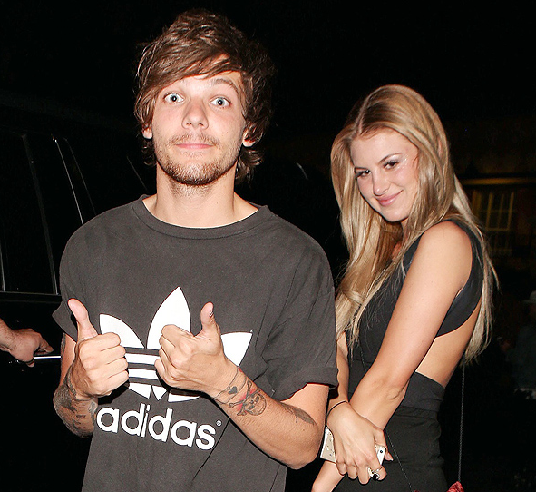 RT @BuzzFeed: One Direction's Louis Tomlinson is going to be a dad!