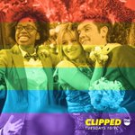 Really can't wait for #Clipped tonight! I'm live tweeting too guys! P.S. #LoveWins in this episode❤ http://t.co/1Ma1f9hAyf