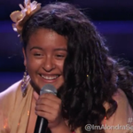 Should @ImAlondraSantos be at LIVE SHOWS? RETWEET if you think so!