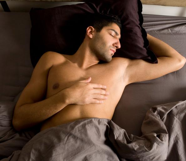 Benefits of sleeping naked for men