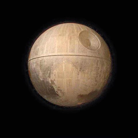 First high resolution photo of Pluto causes concern... http://t.co/5qXr58Mom9