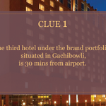 RT @SheratonHyd: Clue1 @MirzaSania will be here in the evening! 1st one to come & meet our representative will get a chance to be here http…
